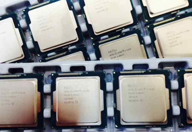 Intel Core i7 4770K 3.5 GHz оптом