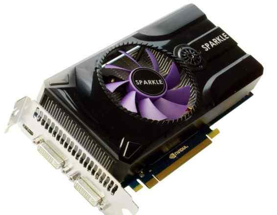 Nvidia gtx 460 sparkle