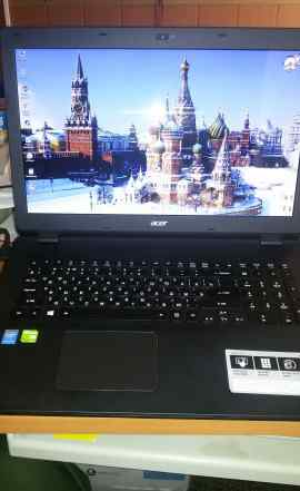 Ноутбук Acer E 17 es1-711g-p4g8
