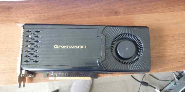 GTX 670 gainward 2Gb