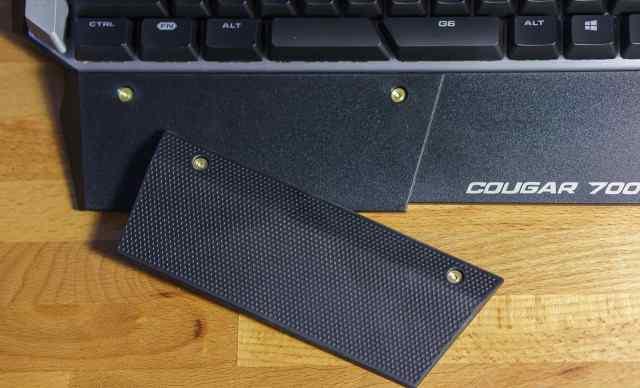 Механическая клавиатура Cougar 700K Cherry MX Blue