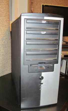 Компьютер, только системный блок