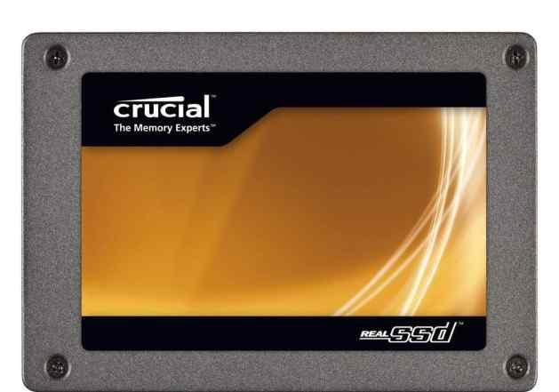 SSD Crucial 128Gb