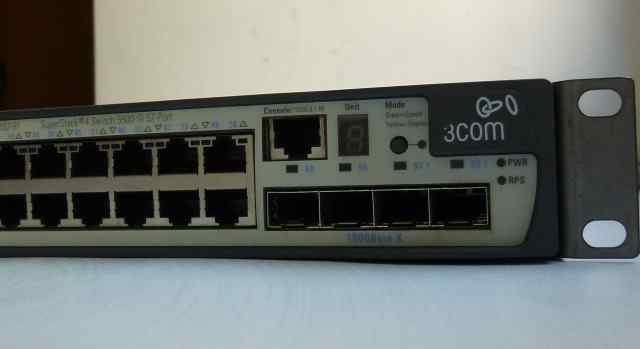 Коммутатор 3COM Switch 5500-SI 52-Port