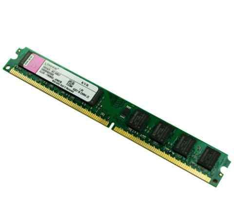 Kingston DDR2 800MHZ 2GB 1шт для компьютера