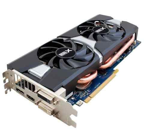 AMD Radeon R9 280X Sapphire