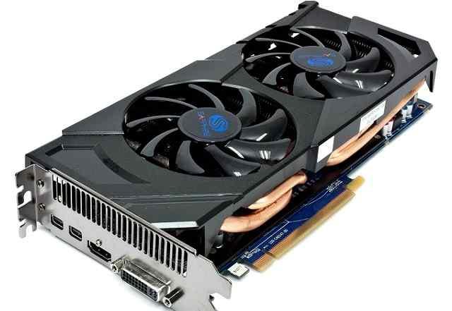 AMD Radeon HD 7870 Sapphire