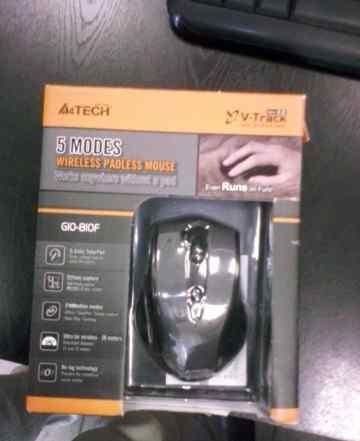 Мышка A4tech G10-810F