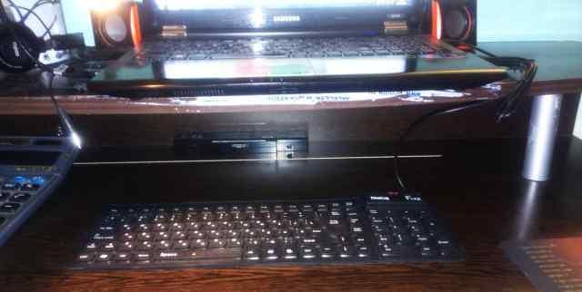 Гибкая клавиатура водонепроницаемая резиновая