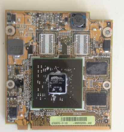 Видеокарта Nvidia Для ноутбука Asus