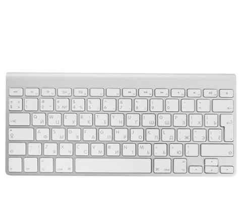 Apple Wireless Keyboard б/у ростест