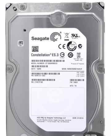 Seagate Constellation ES.3 ST1000NM0033 1TB