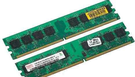 Hynix 1GB 2Rx8 PC2-6400U-555-12