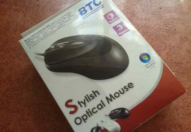 Мышь BTC M810OP