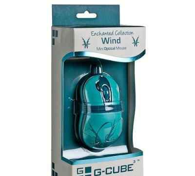 Мышь G-Cube Wing GOE-6DW
