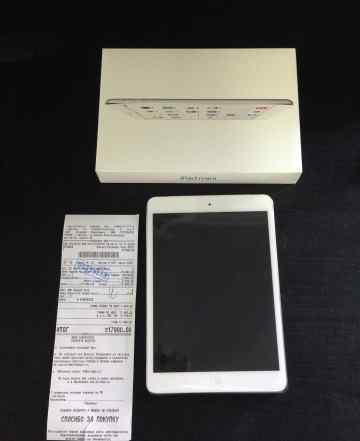 iPad mini купили только что