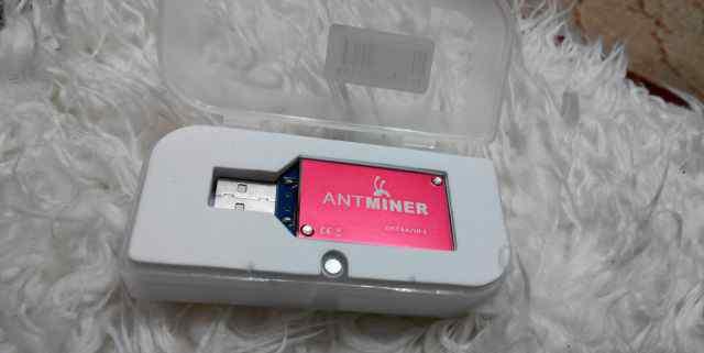 Asic майнер Antminer 1.6 - 4 GH / с