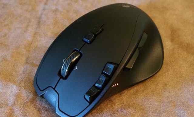 Мышь Logitech G700