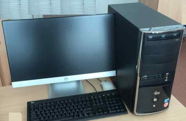 Игровой компьютер Intel i7/6Гб/1Тб/GT730(2Гб) + 23