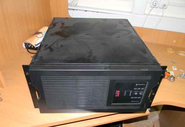 APC Smart-UPS XL 2200VA sua2200xli