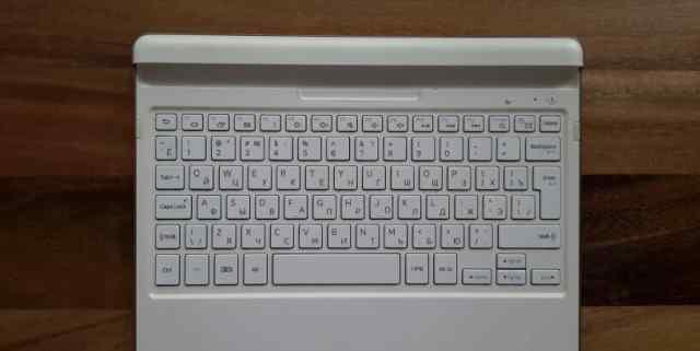 Клавиатура Samsung EJ-CT800rwegru для Galaxy Tab S