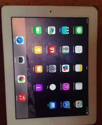 White aррlе iPad 2 64Гб Wi-fi 3g сим