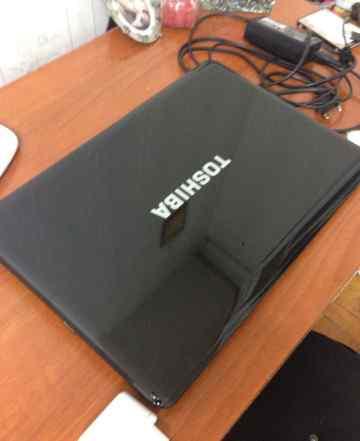 Ноутбук Toshiba satellite L505