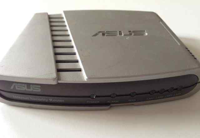 Маршрутизатор (router) asus SL 1000 (рабочий)