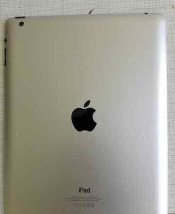 iPad 4 16Gb Retina Wi-Fi черный