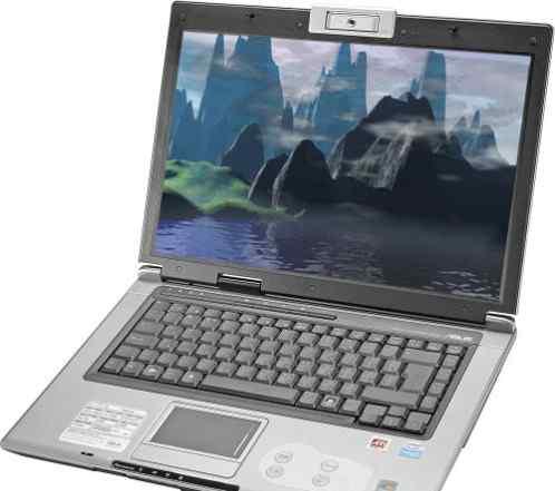 Ноутбук asus F5R
