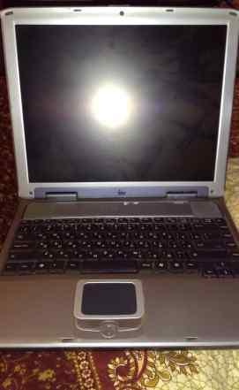 Не рабочий ноутбук IRU