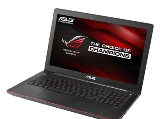 Asus ROG Core i5 NVidia GTX 850
