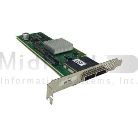 Контроллер PCIe Dual - x4 SAS Adapter