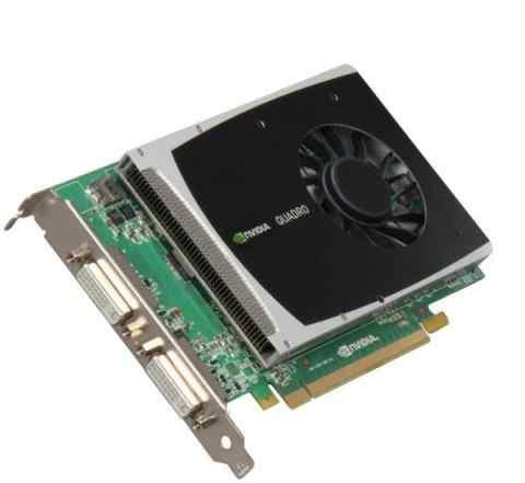 Видеокарта nvidia Quadro 2000D