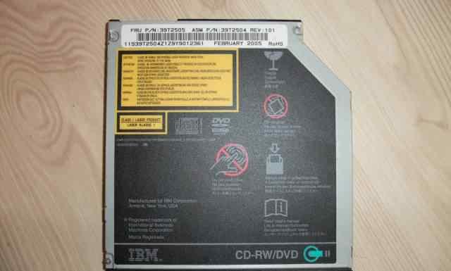 Оптический дисковод IBM ThinkPad T40 T41 T42