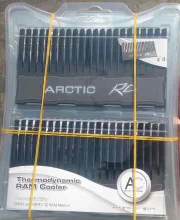 Arctic RC охлаждение память