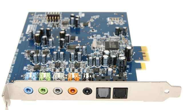 Звуковая карта Creative X-Fi Xtreme Audio PCI-E