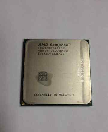 AMD Sempron 3200+ SDA3200IAA2CN Socket AM2