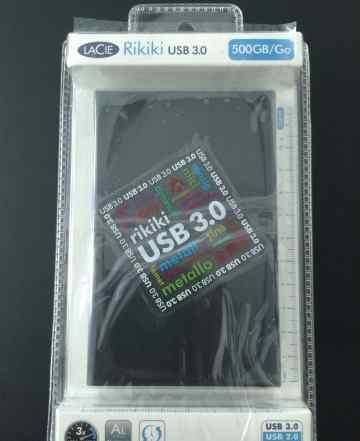 HDD Lacie Rikiki 500 GB