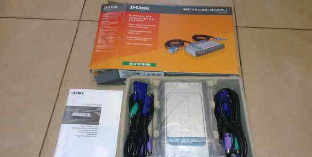 D-Link dkvm-4K, новый