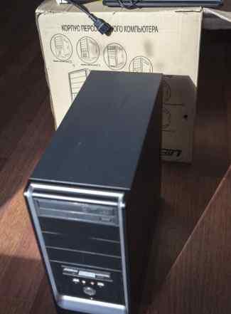 Старый компьютер в новом корпусе )