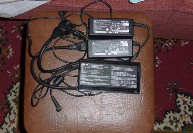 Адаптер и батарея для Asus F5 Series