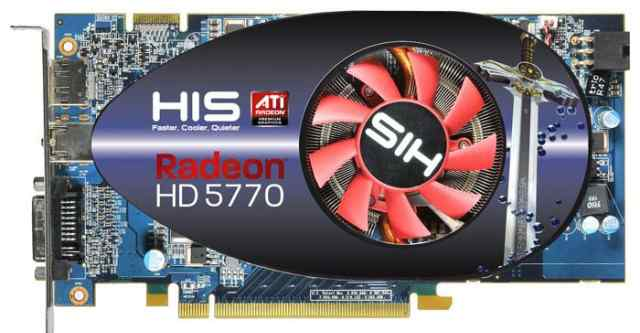 HIS ATI Radeon HD 5770