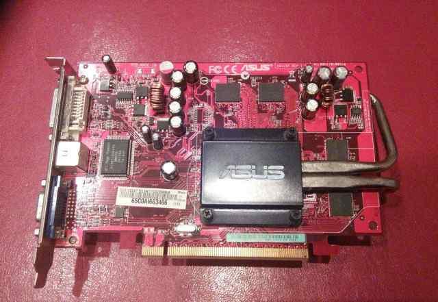 Asus 1600XT pci x16 / 256mb