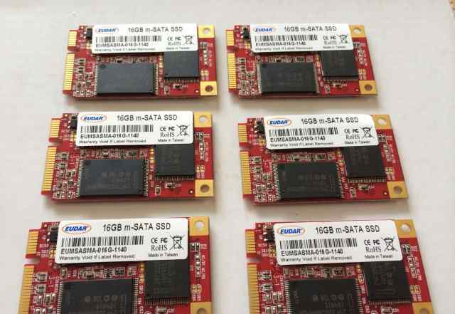 Eudar 16GB msata SSD