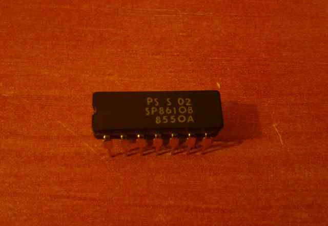 микросхемы Sp8610b