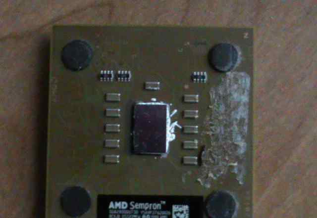 Процессор AMD Sempron 3000+