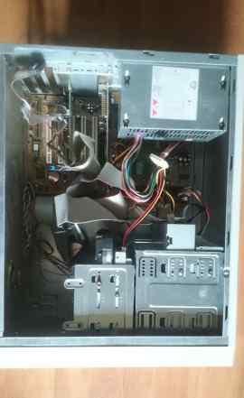 Системный блок. Pentium 4. 800 MHz