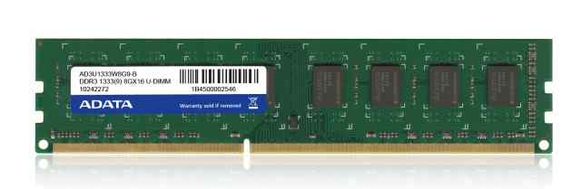 Модуль памяти Adata Premier Series DDR3 1333 (2шт)