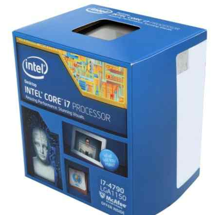Intel Core i7-4790 Box
